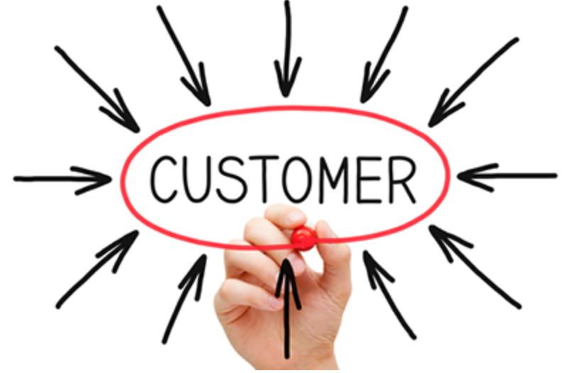 مشتری یا مصرف کننده