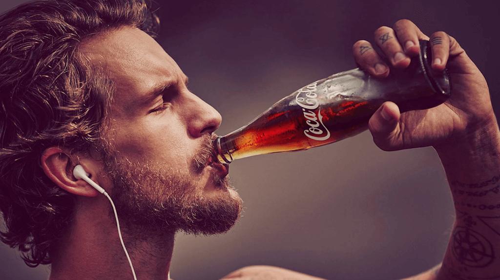 کمپین تبلیغاتی کوکاکولا