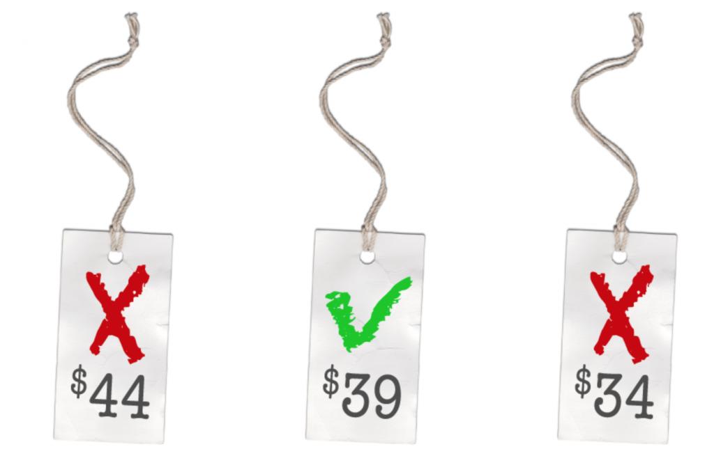 استراتژی قیمت گذاری روانشناسانه