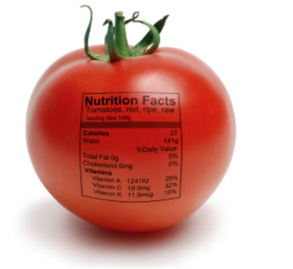 برچسب ارزش غذایی دچار تغییر می شود