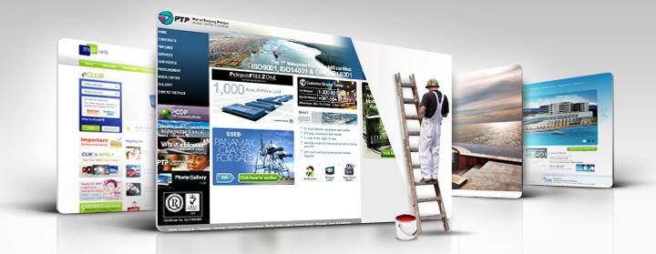 طراحی وب سایت در توسعه کسب و کار