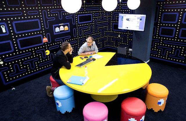 طراحی فضای استارتاپ ها