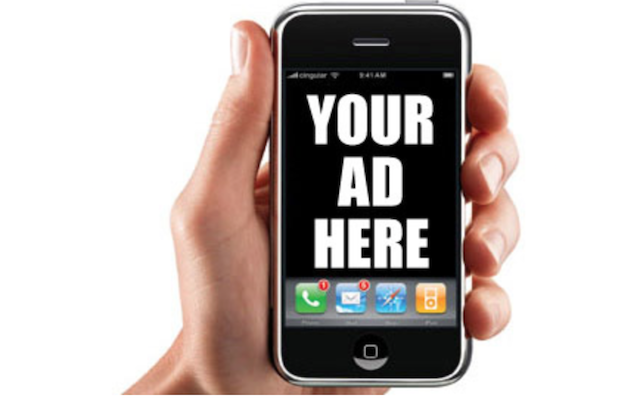تبلیغات آزار دهنده موبایلی و چالش بازاریابان