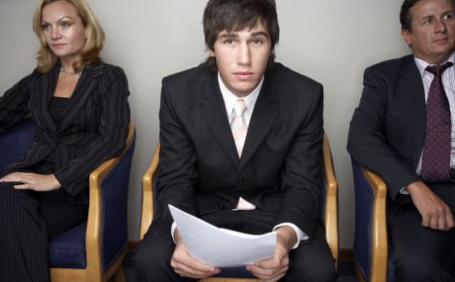 تجربه بد مصاحبه شونده در فرآیند استخدام