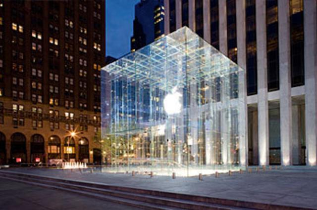جایگاه سازی برند اپل