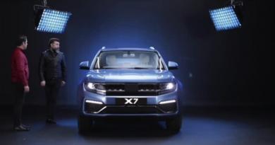 کمپین تبلیغاتی خودروی دامای با حضور پژمان بازغی